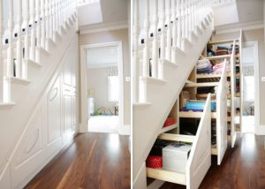 creative and organize home storage solutions