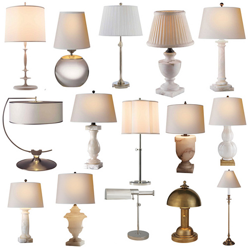 Essential Functions of Table Lamps