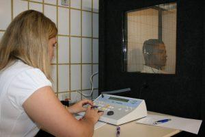 Audiologist Evaluation
