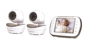 Motorola Digital Video Baby Monitor with 2 Cameras2