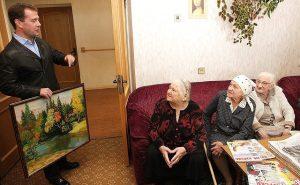 Senior Assisted Living Based on Care Levels