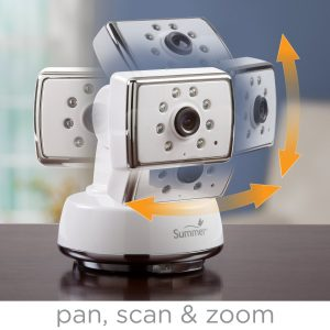 Summer Infant Complete Coverage Video Baby Monitor Set2