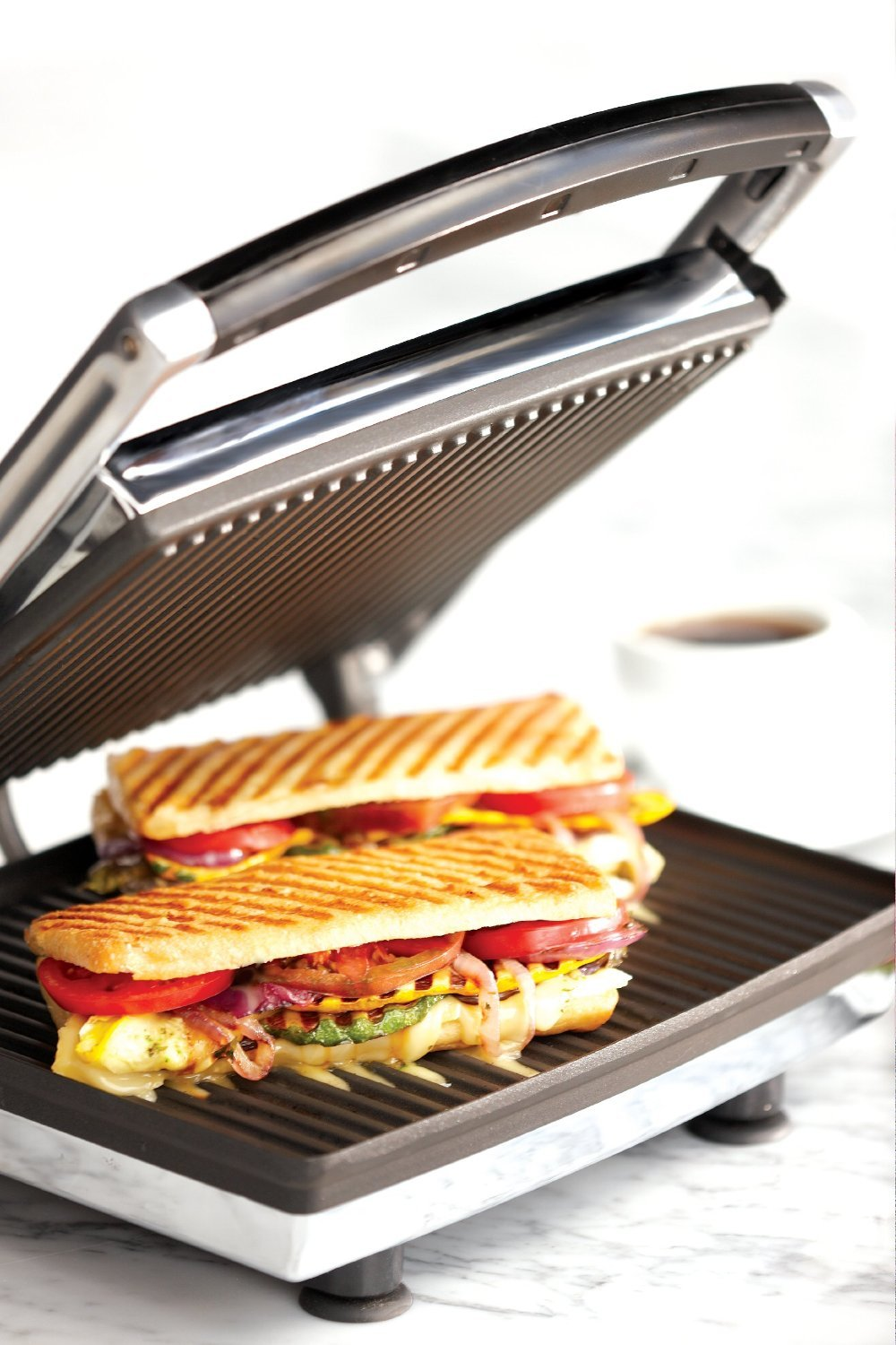 krups fde312 universal grill and panini maker review a sunny afternoon. Black Bedroom Furniture Sets. Home Design Ideas